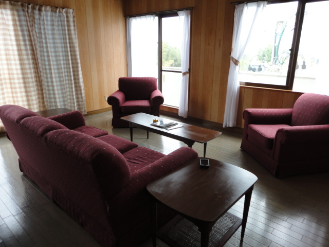 Our Living Room Furniture Is Very Nice. We Were Given Two End Tables, A  Coffee Table (Even Though We Asked Them Not To Give Us A Coffee Table), ...