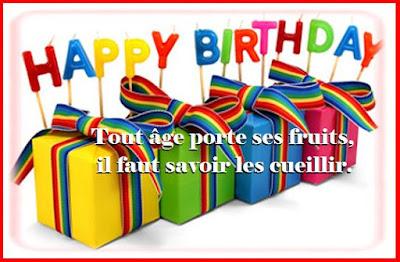 Belle citation d'amitié d'anniversaire, joyeux anniversaire