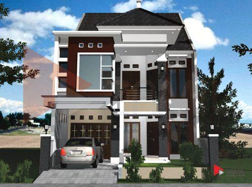 Untuk yang type 45 memang sedikit lebih besar dari rumah type 36 diatas tadi. Rmah type ini memang cukup dilirik oleh pra keluarga di Indonesia yang ... & Rumah Cantik Idaman: Contoh Gambar Rumah Minimalis 2 Lantai type ...