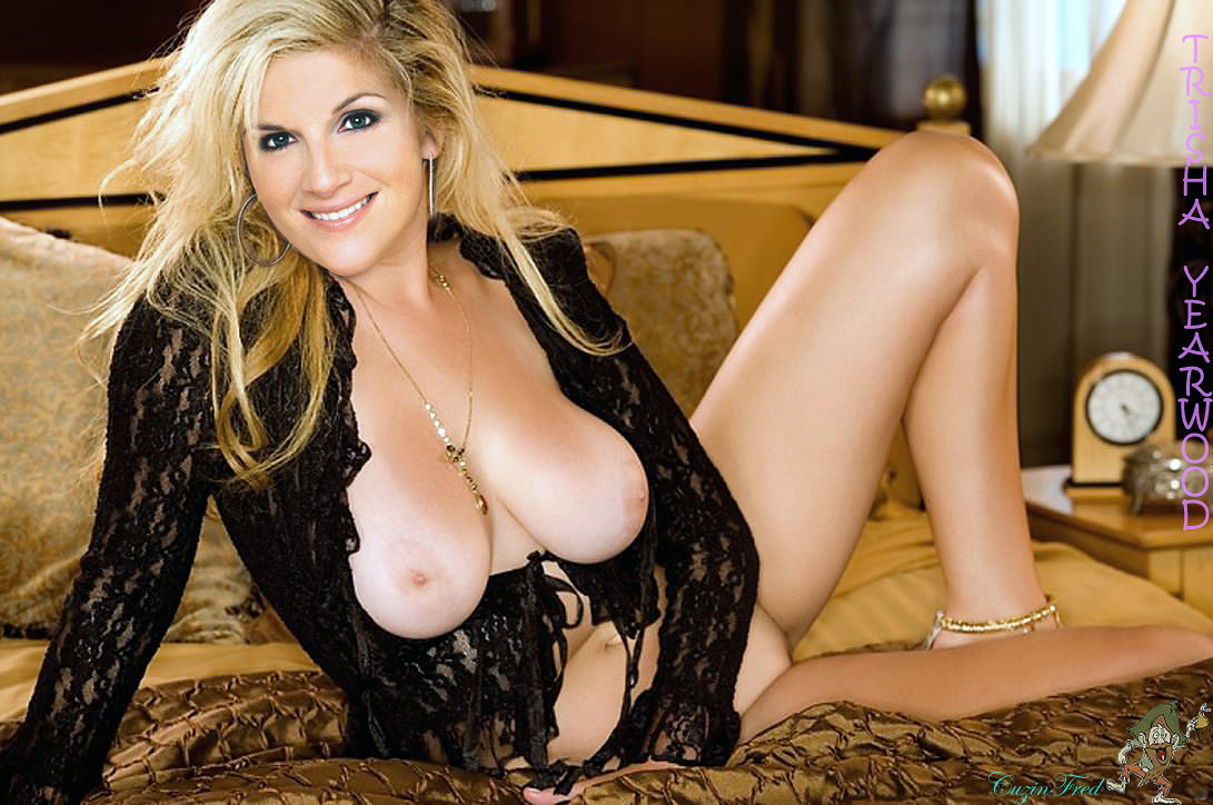 trisha yearwood naked