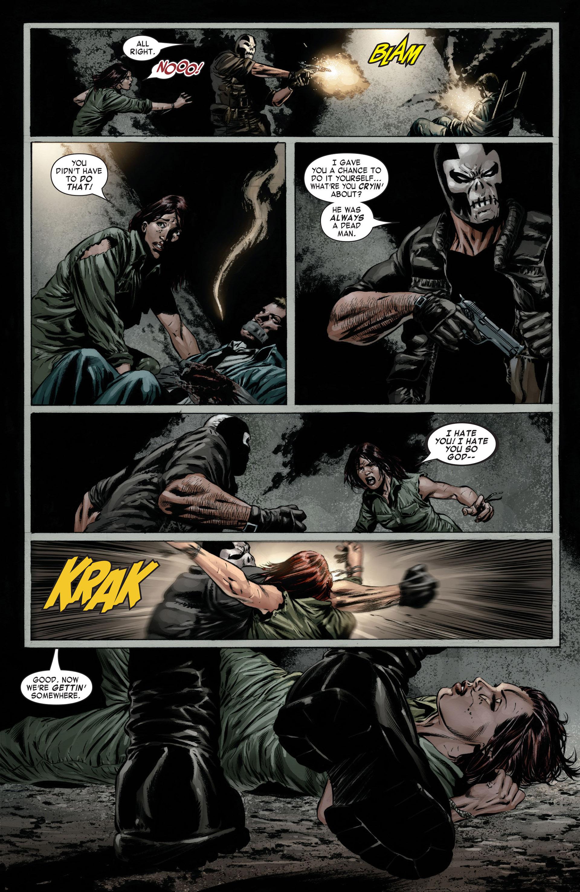 Captain America (2005) Issue #15 #15 - English 19