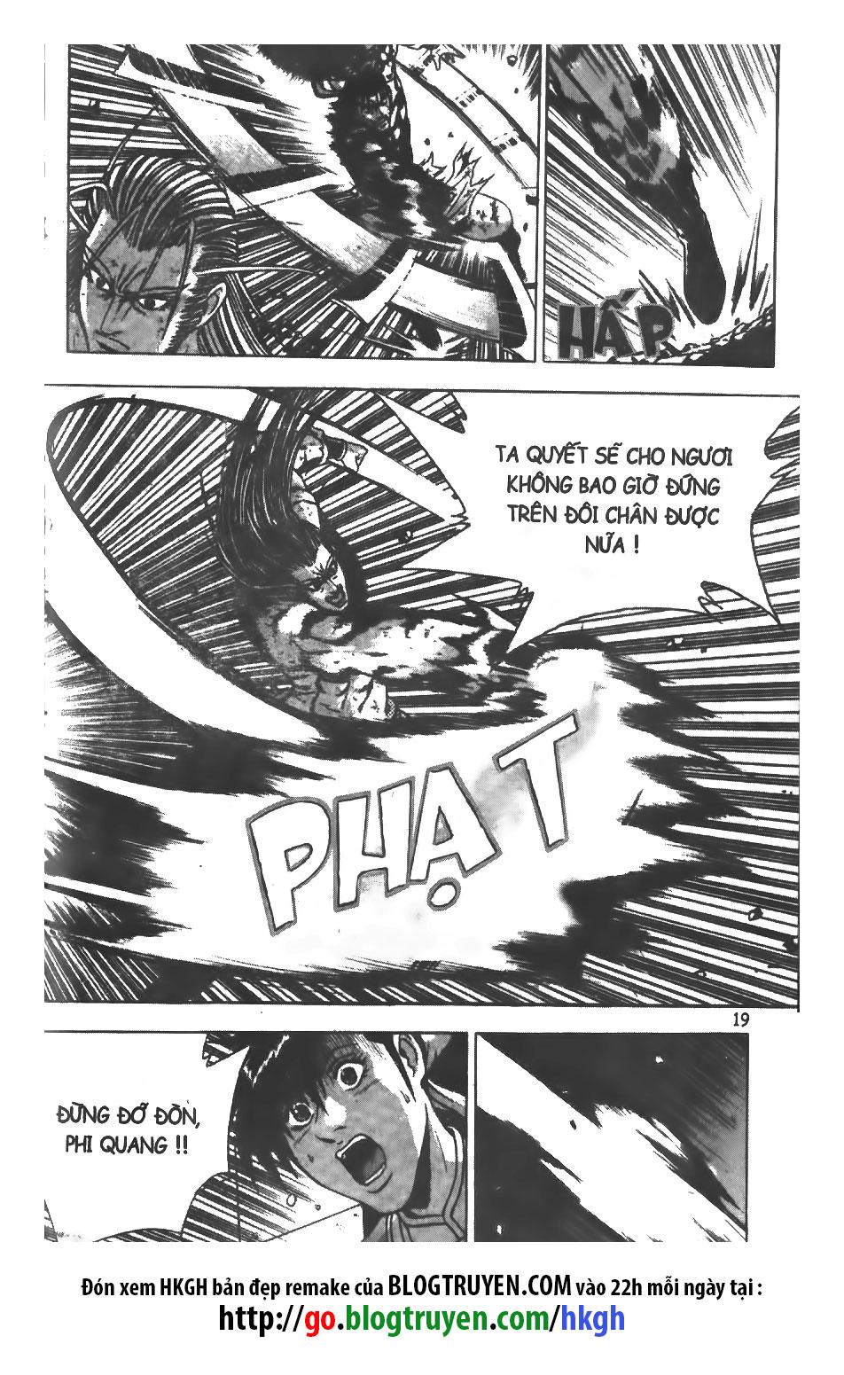 Hiệp Khách Giang Hồ - Hiệp Khách Giang Hồ Chap 215 - Pic 18