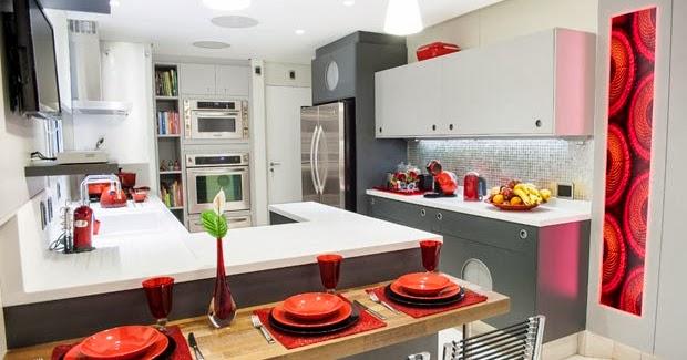 Cocinas modernas para espacios peque os modern kitchens for Diseno de espacios pequenos