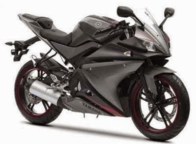 Gambar motor Yamaha R125 terbaru 2014