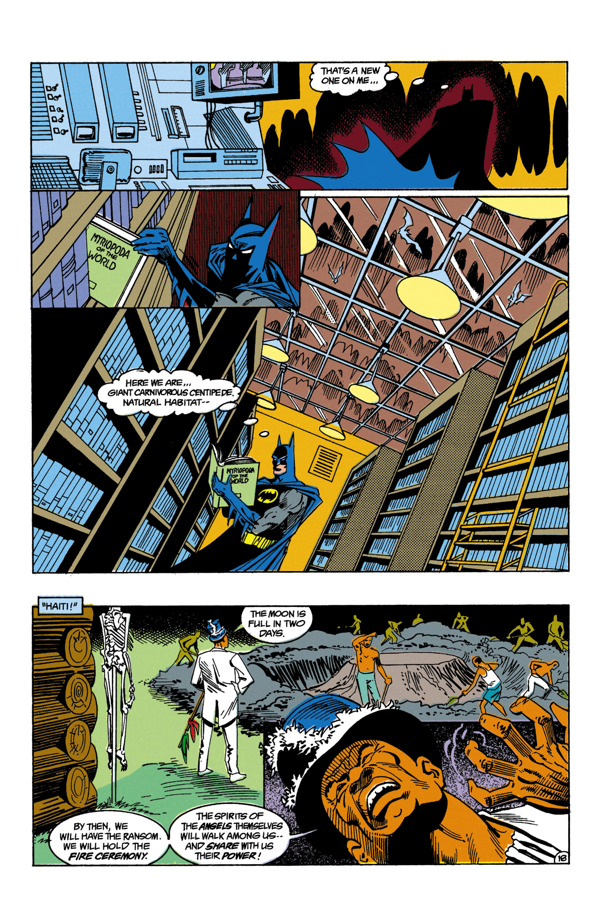 Detective Comics (1937) Issue #619 Page 19