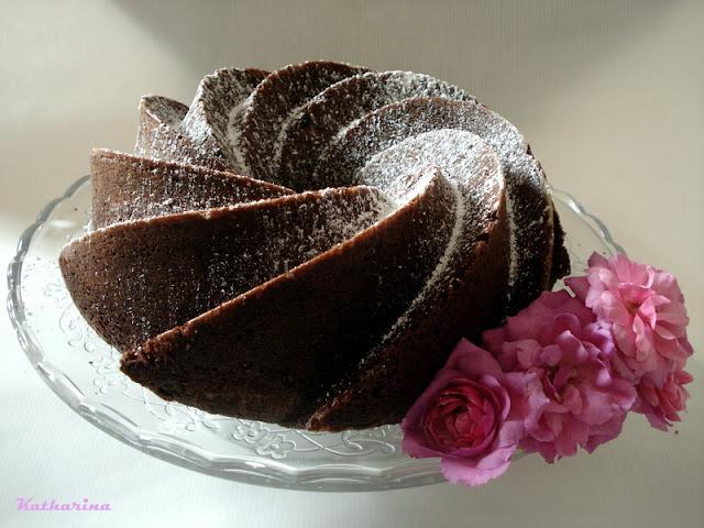Schokoladenkuchen Teufelskuchen Devil's Food Cake