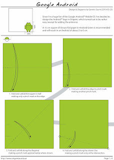 Easy Android Origami