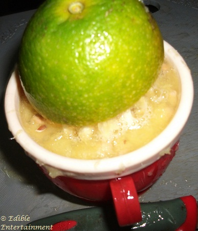 Lime Powdered Drink Mix