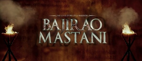 Bajirao Mastani (2015) Teaser Trailer 1080p HD Download