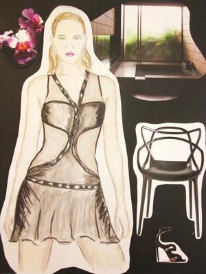 Dress by Lina Vaz