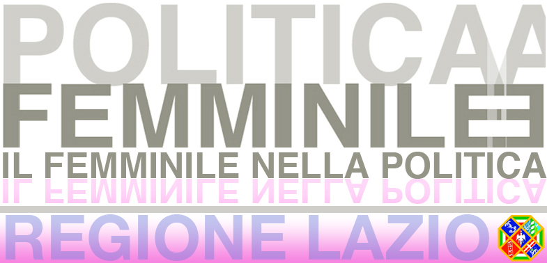 Politica Femminile Regione Lazio