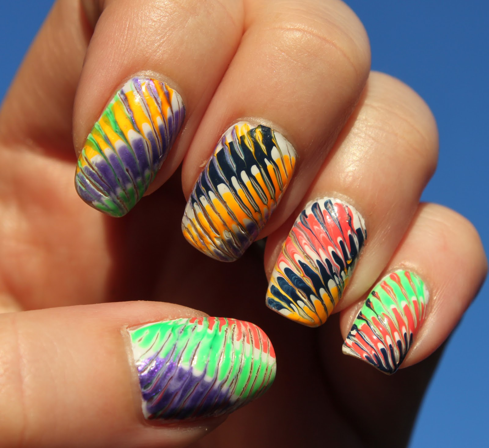 NOTW: Toothpick Nail Art | BierBunny