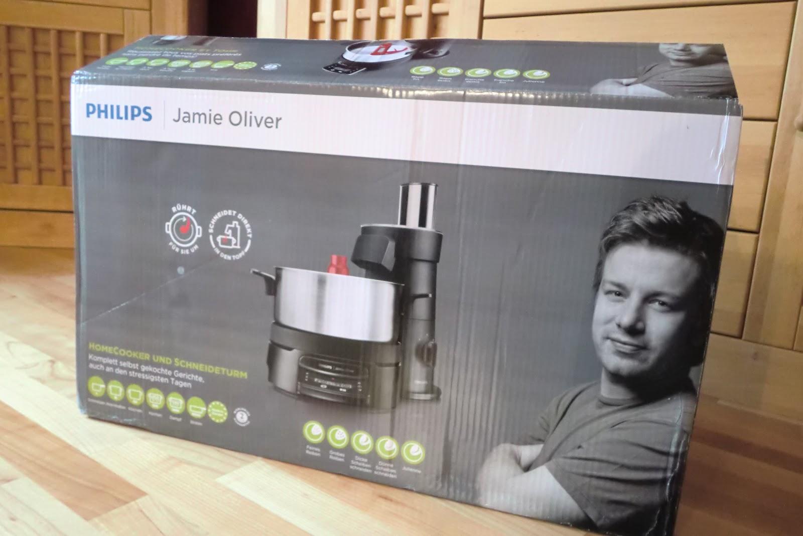 Die neue Küchenmaschine HomeCooker von Philips im Test ...