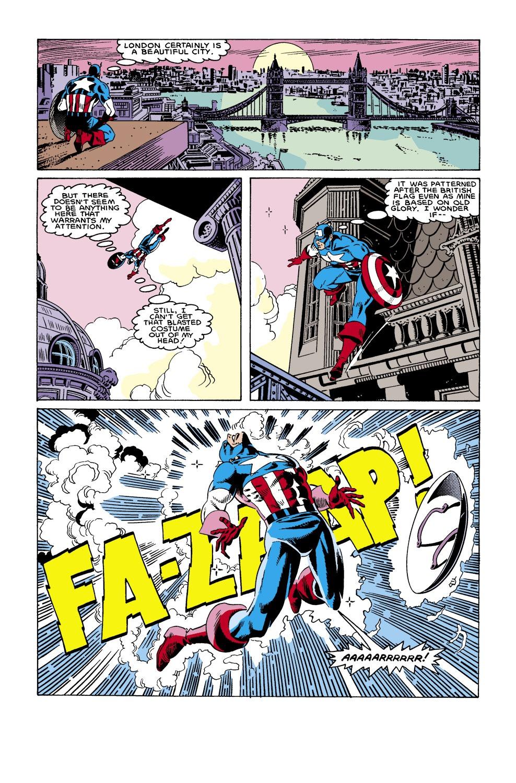 Captain America (1968) Issue #305 #233 - English 11