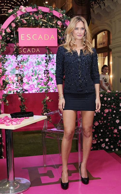 Bar Refaeli – Escada Perfume Presentation in Moscow