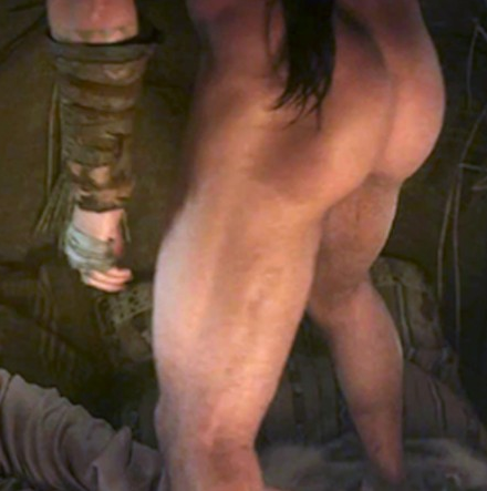 Jason Momoa ass game of thrones