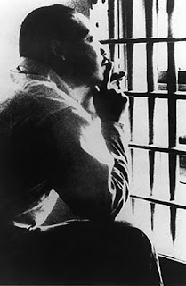 Photo: Martin Luther King Jailed in Alabama