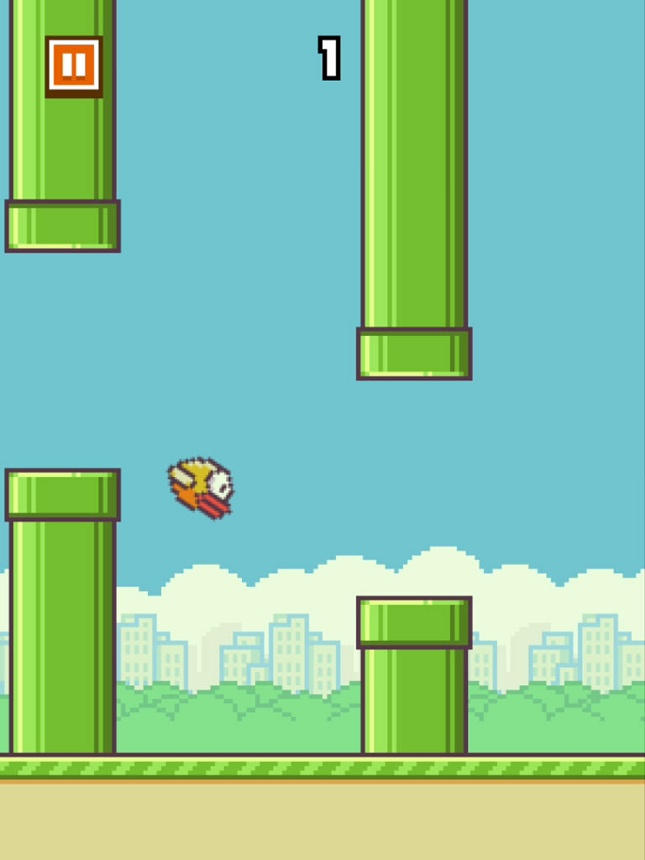 Flappy Bird App iTunes App By Dong Nguyen - FreeApps.ws