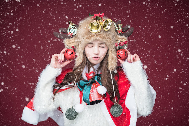 4 Lee Chae Eun - merry christmas - very cute asian girl-girlcute4u.blogspot.com
