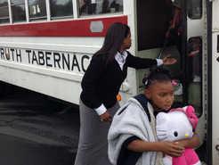 Church Buses Go the Extra Mile