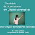 I Seminário de Licenciaturas em Línguas Estrangeiras
