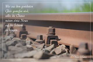 über Gleise und Schienen