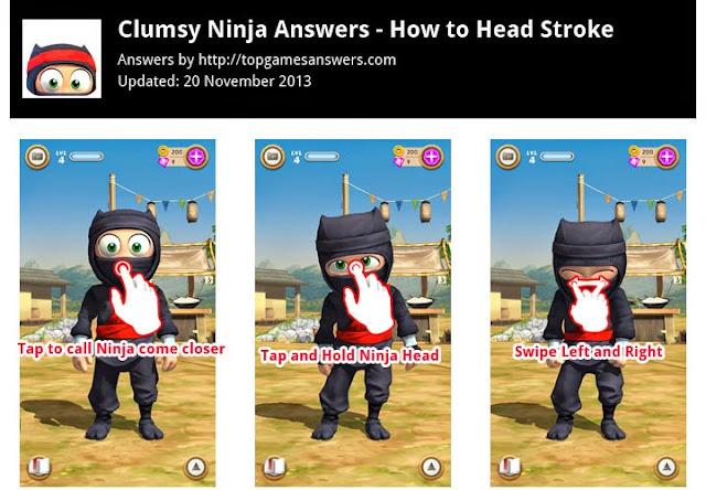 Clumsy Ninja Full Apk resimi 6
