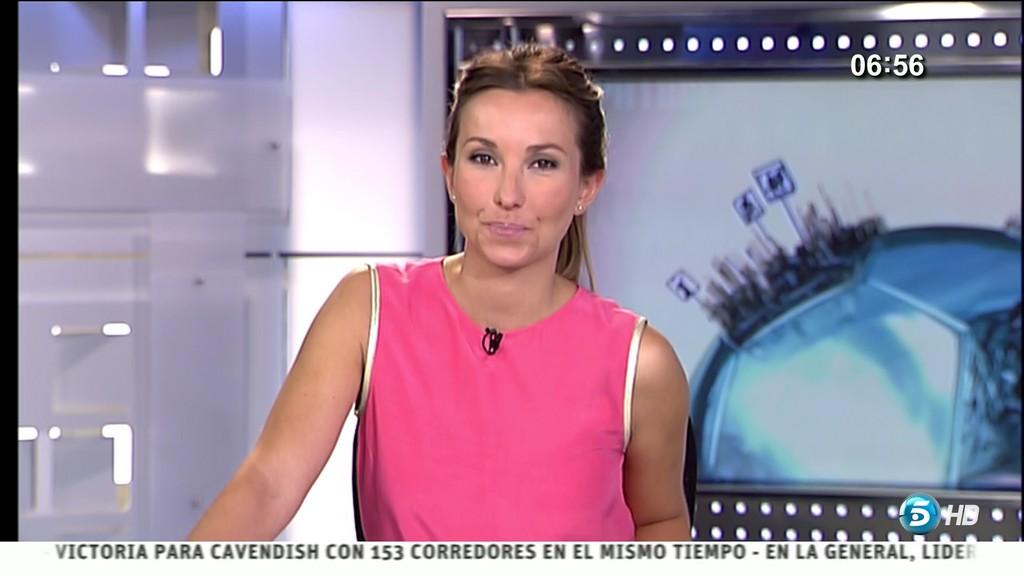LIDIA CAMON, INFORMATIVOS TELECINCO (04.07.13)