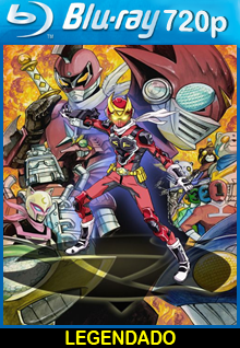 Assistir Samurai Flamenco Legendado Online