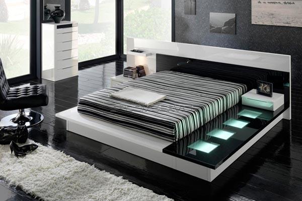 Deco tendencias en camas modernas azdeco - Disenos de camas modernas ...