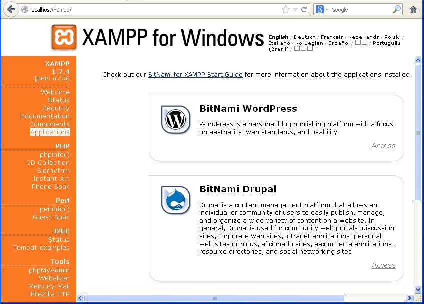 XAMPP Versi 5.6.3 Terbaru Untuk Windows