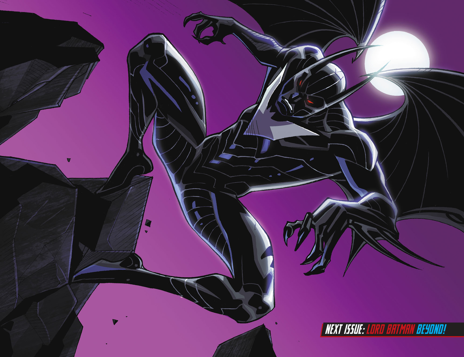 Batman Beyond 2.0 Issue #19 #19 - English 22