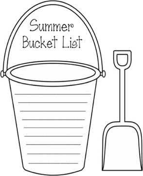 Influential image with regard to bucket printable