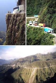 Jalan Kematian (Bolivia)