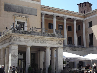 Caffe Pedrocchi was opened in Padova in 1831.