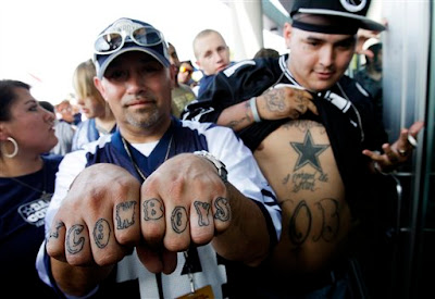 Dallas Cowboy Tattoo Design Picture Gallery - Dallas Cowboy Tattoo Ideas