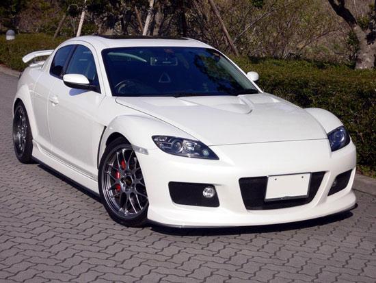 All Car Show: Mazda RX8 Horsepower Controversy
