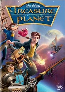 Hành Tinh Báu Vật - Treasure Planet (2002) Poster