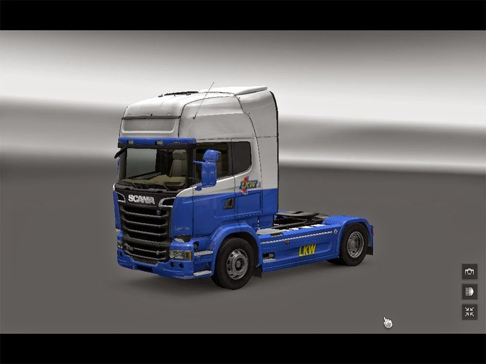 ets 2 scania streamline lkw skin euro truck simulator 2 tr. Black Bedroom Furniture Sets. Home Design Ideas