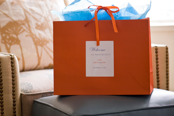 Ideas For Bridal Gift Bags : plain ideas for wedding gift bags for hotel guests given modest design