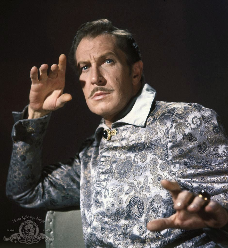 Still Of Vincent Price In The Raven  Large Picture