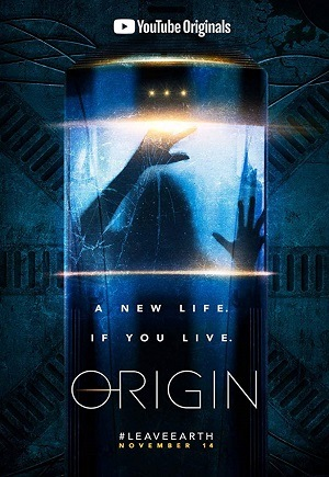 Origin - Legendada Séries Torrent Download capa