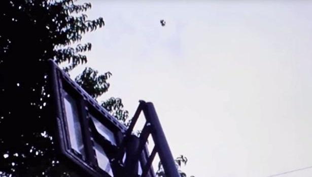UFO nos EUA persegui garoto