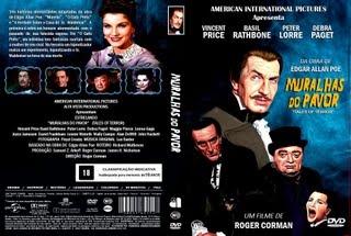 MURALHAS DO PAVOR (1962) - REMASTERIZADO