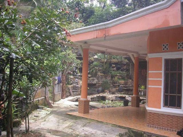 rumah desa minimalis