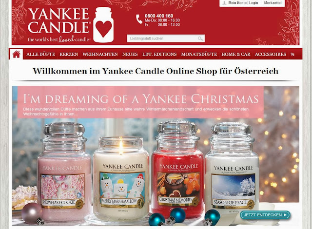 Finding a Yankee Candle Outlet Store