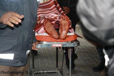 Imagens fortes-atenção- crimes de Israel - foto 16