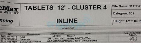 New Nexus 7, Nexus, Nexus 7 II, Nexus 7 Nachfolger