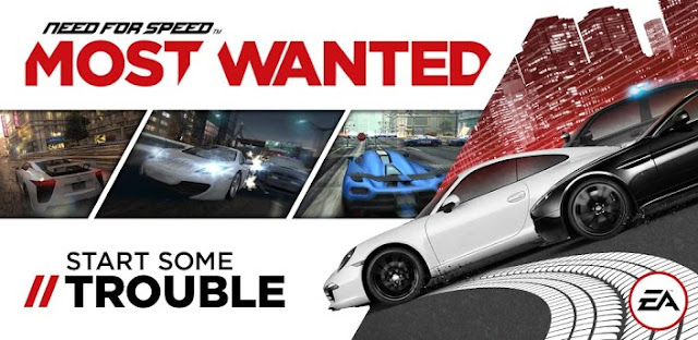 APK: Need For Speed Most Wanted v1.0.46 + SD Data