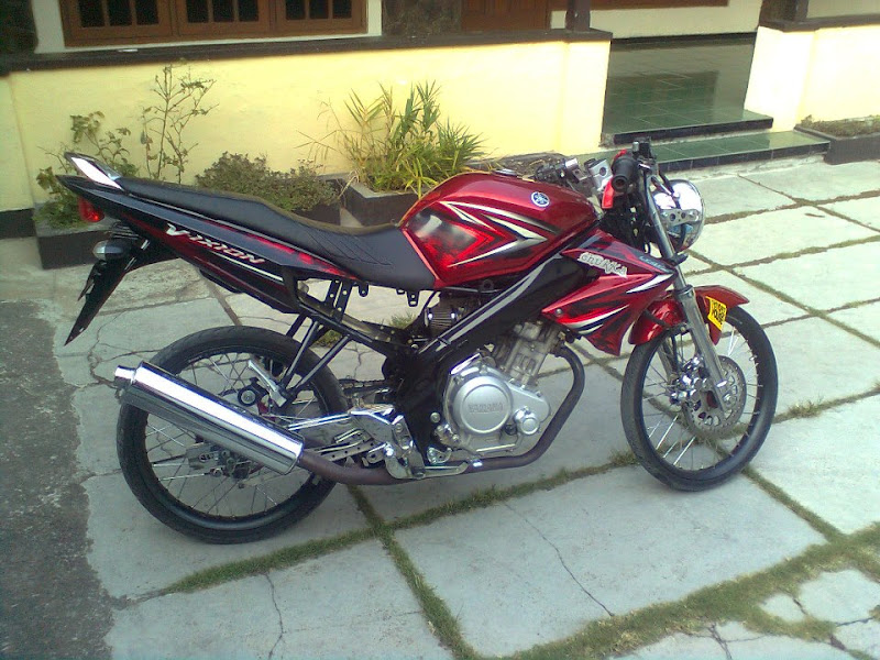 vixion racing look vixion drag style title=